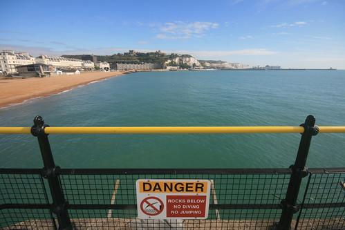 Dover danger