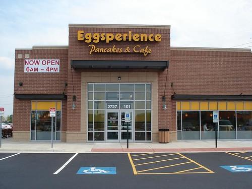 EggsperienceBuilding