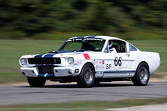 1966 Shelby GT350 B (lclutchl) Tags: auto road desktop blue wallpaper usa white motion blur classic ford sports car club race america canon fun 22 moving automobile track day open cross action muscle antique mark background stripes performance automotive racing 1966 historic course hills nostalgia pony ii american shelby vehicle nostalgic 5d autocross mustang panning amateur motorsports 2009 waterford raceway scca ponycar fastback fomoco gt350 fordracing gt350r