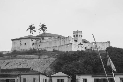 Fort St. Jago, Elmina - Ghana.