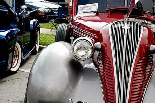 Mid-30s Chevy