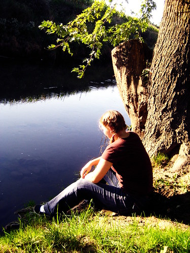 Enjoying the view-