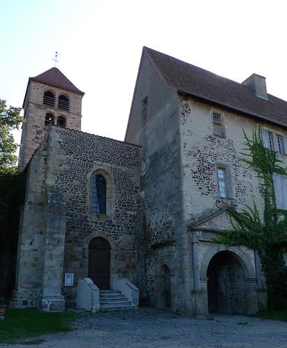 Chalain-d'Uzore, en Forez (Loire, France) par Denis Trente-Huittessan
