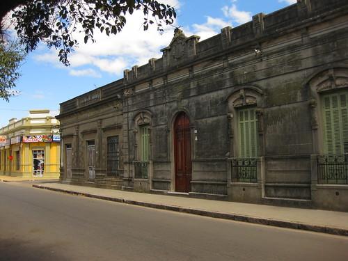 old house, Carmelo, Uruguay