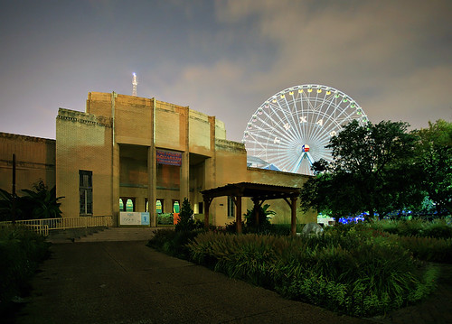 Fair Park (by the urban fabric)