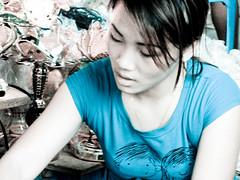 Vietnamese babe