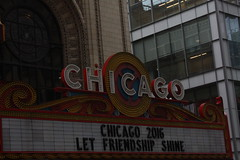 IMG_5657 (rebeccaplotnick) Tags: city usa chicago color building architecture photo illinois downtown loop w architectural photograph olympic olympics backthebid daleyplaza 2016 summerolympics olympicflag itsgonnahappen 2016olympics bidforolympics ibackthebid