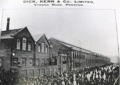 Dick Kerr & Co., Limited, Strand Road, Preston. (Preston Digital Archive) Tags: old england vintage photo image lancashire photograph preston past lancs prestondock vintageimage prestondocks prestonlancashire alberte