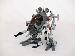 SAT01-01 (rack911) Tags: lego hard suit mecha moc