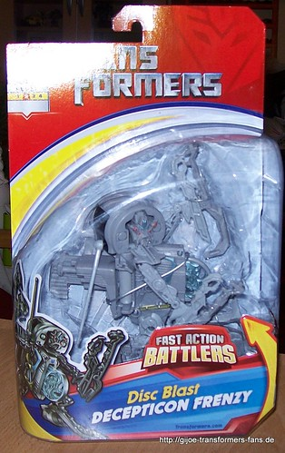 Disc-Blast-Frenzy Movie-2007  Fast-Action-Battlers Transformers 001
