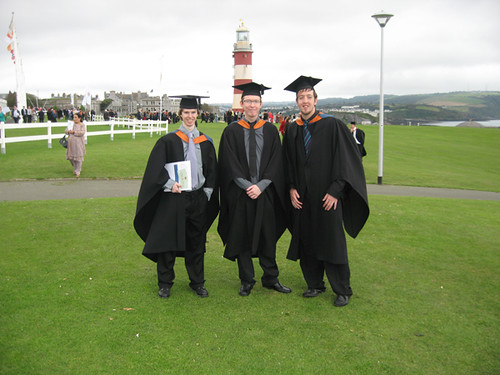 University of Plymouth Graduates (Plymouth Hoe)