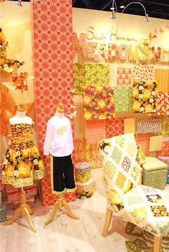 Sandi Henderson's Booth