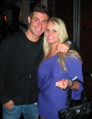 "Jeff & Jordan - Big Brother 11 - ""Really Awards"" Post Event - Area Nightclub, Hollywood"