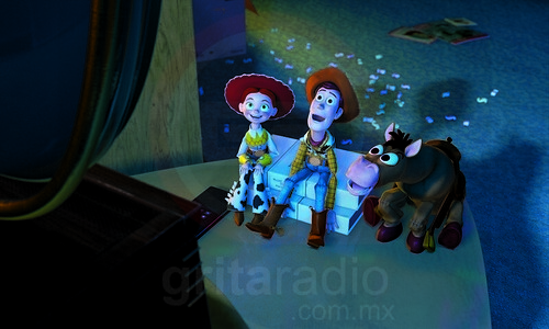 TOY STORY 2 EN TERCERA DIMENSION