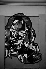 BLACK MADONNA (jean-fabien) Tags: urban bw streetart abstract black paris france collage wall illustration grey gris design graphicdesign blackwhite artwork nikon poetry raw graphic noiretblanc highcontrast surreal dessin nb urbanart textures rue mur bastille iledefrance ville urbain geometrie graphisme contemporain arturbain d90 abstractreality atmosphre jeanfabien artactuel pastedpapers brutalshot photographiecontemporaine agonedamuzs bonsoirparis