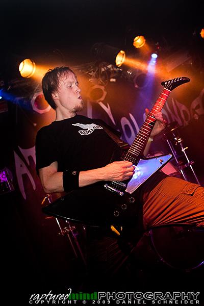 Ingo Röpling - Laid in Ashes – Oberhausen, Helvete – 23.10.2009