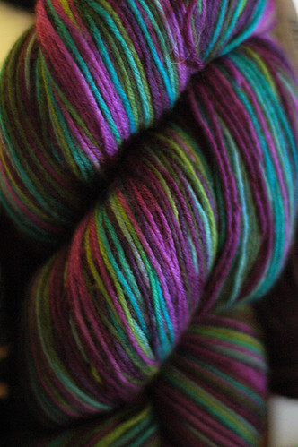 New Sock Yarn