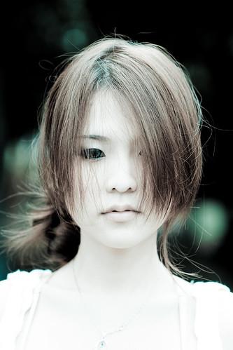 [フリー画像] 人物, 女性, アジア女性, 201007120300