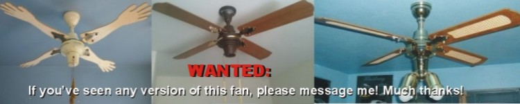 My ceiling fan collection vintage ceiling fans forums i got it because its part of that same line of envirofanbanvildecorafans that ive been after for years its evident in the shape of the blade tips and aloadofball Choice Image