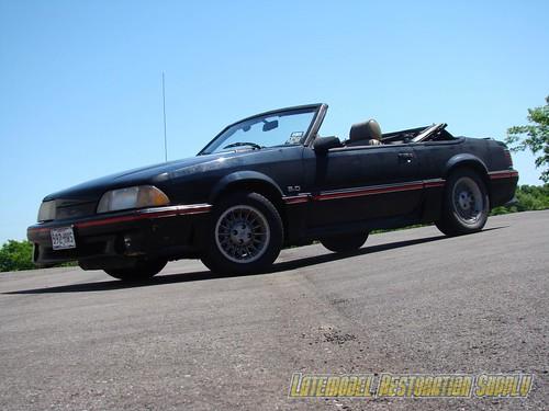 1983 Mustang Gt