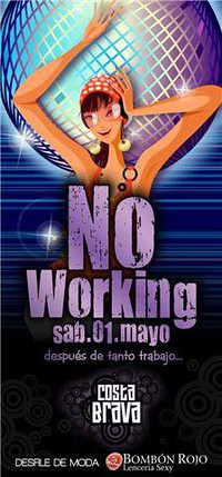 No Working - Costa Brava Barranco