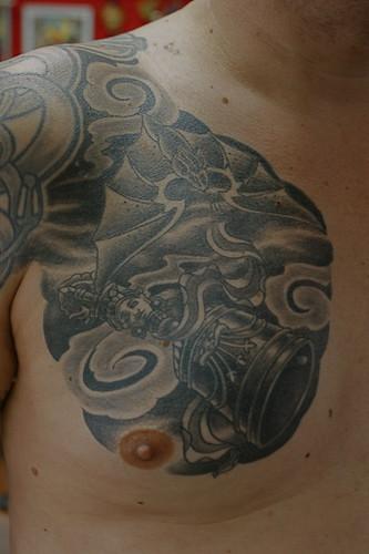 buddhist tattoos. Tags: uddhist tattoos