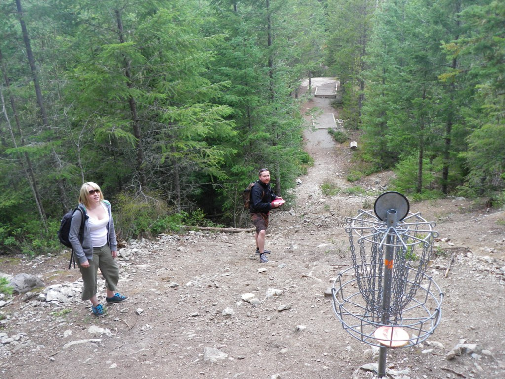 Whistler Disc Golf