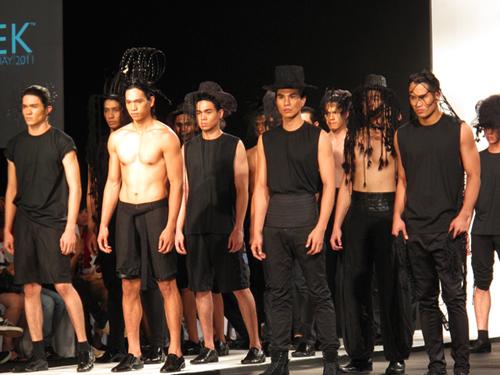 PFW Menswear finale
