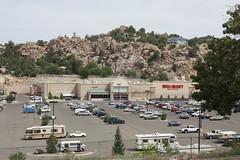 Prescott, Arizona (twm1340) Tags: arizona store box parking lot az walmart rv camper motorhome department prescott superstore supercenter rockbottomprices