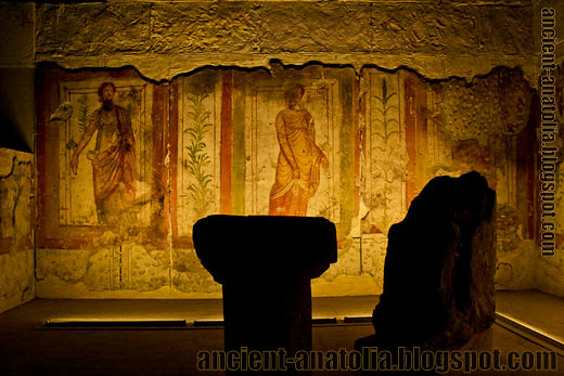 Mosaics of Zeugma at Gaziantep Museum of Archaeology