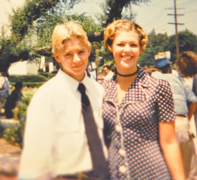 1996 bro and I