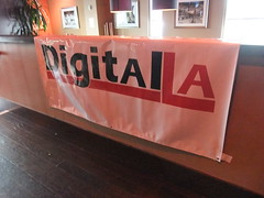 Digital LA Event at Lucky Strike LA Live