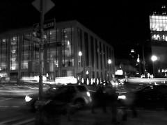 NYC at Night (Taylor Mc) Tags: street new york city nyc columbus night circle kodak manhattan center lincoln 65th