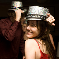 Hats! ('SeraphimC) Tags: party vacation holiday canon fun 50mm hotel toast champagne save3 save7 save8 delete save save2 save9 save4 newyearseve 5d save5 save10 save6 dudes savedbythedeltemeuncensoredgroup freinds winecountry preparations mariott santaynezvalley save11 purrliccious