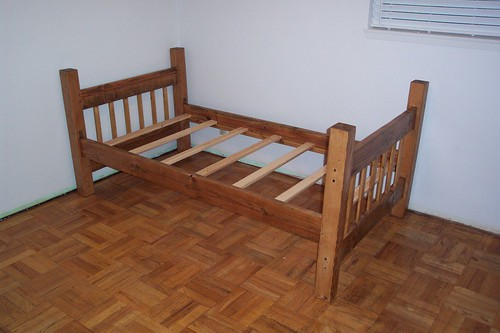 Michelle's bed