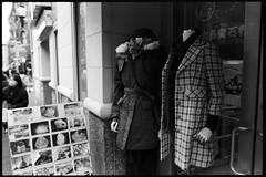 on elizabeth street (-{ thus }-) Tags: street city nyc winter blackandwhite bw newyork film monochrome fashion 35mm nikon chinatown fuji candid 28mm 1600 neopan f2 135 nikkor manualfocus f20 f3t jadeshop crystalstore thusihaveseen