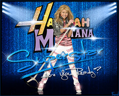 Hannah Montana - Superstar (Are You Ready?) (FrankyI'm Back) Tags: 3 montana you hannah ready superstar soundtrack are frankysboomboxblogspotcom