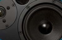 Speakers. © Sven Hoppe / Shutterstock