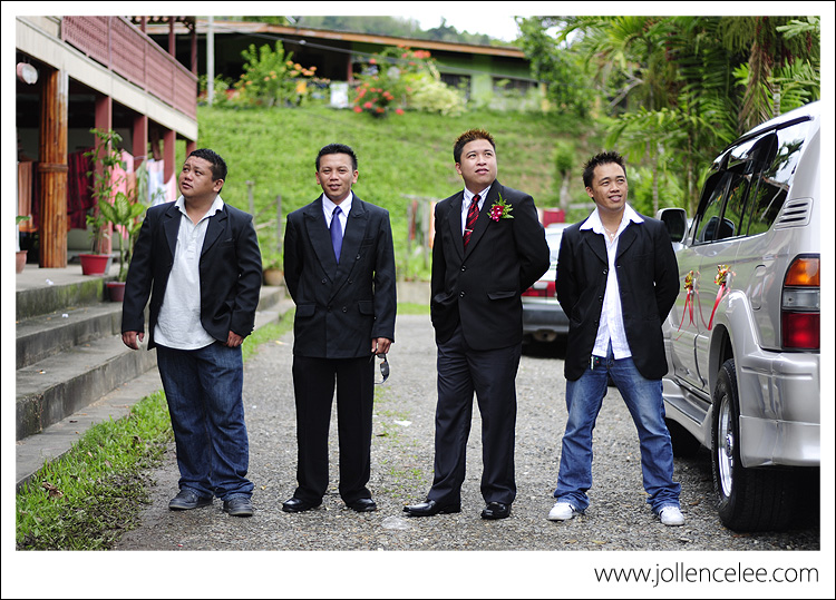 Adrian and Marilyn Wedding Tambunan