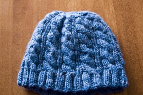 Erik's Cabled Hat