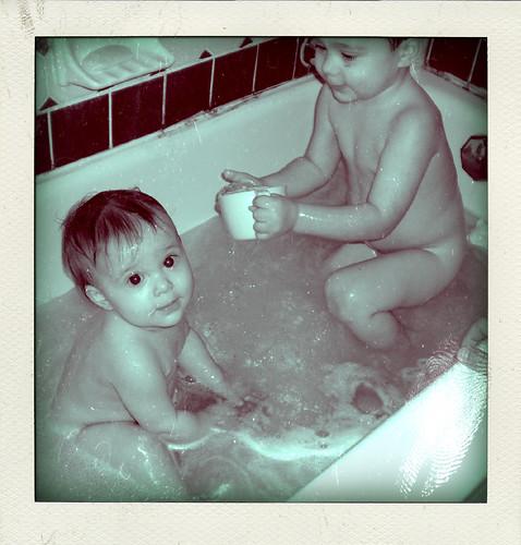 baths! together!