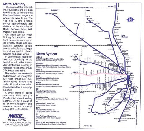 Rock Island Line Schedule