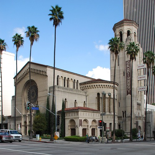 Big Orange Landmarks No 209 Wilshire Christian Church Building