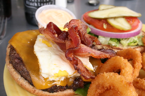 Triple Bypass Burger