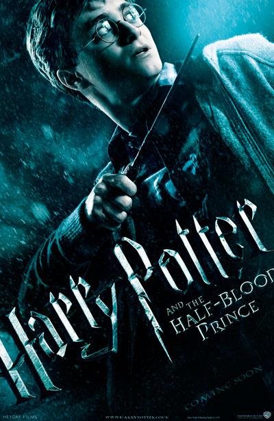harry potter 6-teaser poster 3