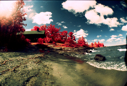 The Lake Infrared