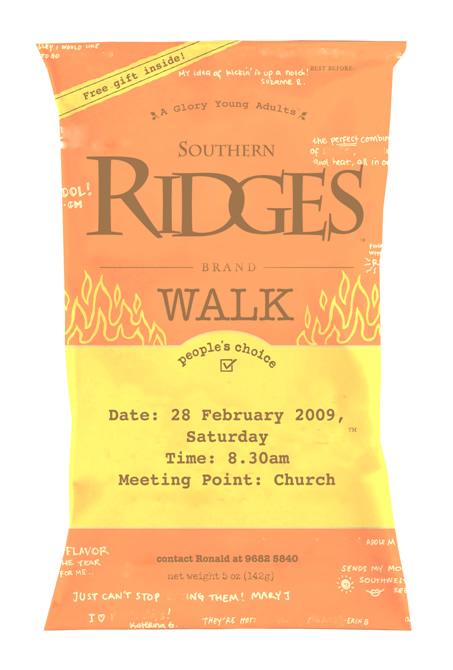 Southern Ridges Walk