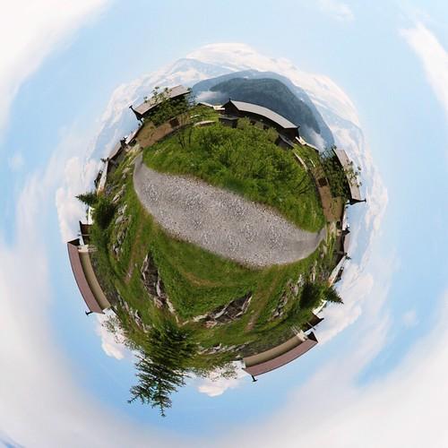 Le petit monde des alpes