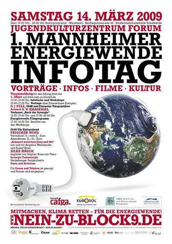 1. Mannheimer Energiewende Infotag
