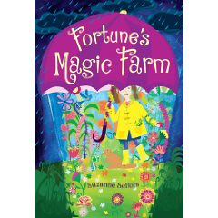 Review of the Day: Fortunes Magic Farm by Suzanne Selfors